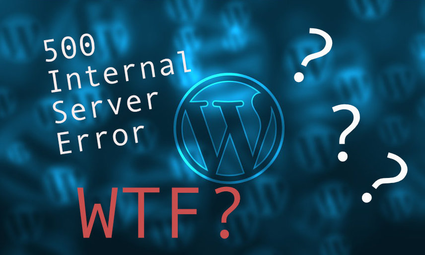 WordPress interner Serverfehler – was tun?